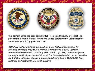 Copyright and trademark infringement